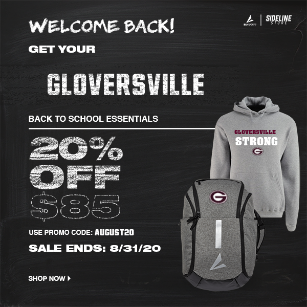 Get your Gloversville Apparel!