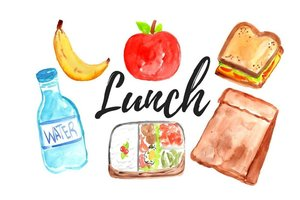 School Meal sign-up form for Feb. 16 & 18, 2021