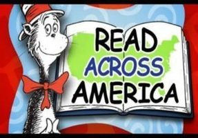 Here are some photos from Boulevard's Read Across America Day with our Dragons.