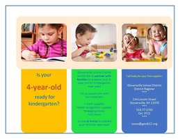 ​Is your 4-year-old ready for kindergarten?