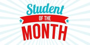 GMS Students Of The Month