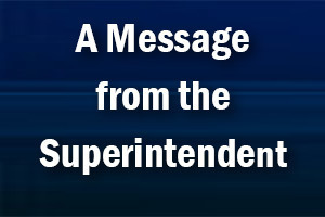 The Superintendent speaks on reopening