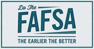 ATTENTION SENIORS!   If you have not yet completed your FAFSA for financial aid next year - please take advantage of this workshop on 3/30!  If you have any questions, see your counselor!